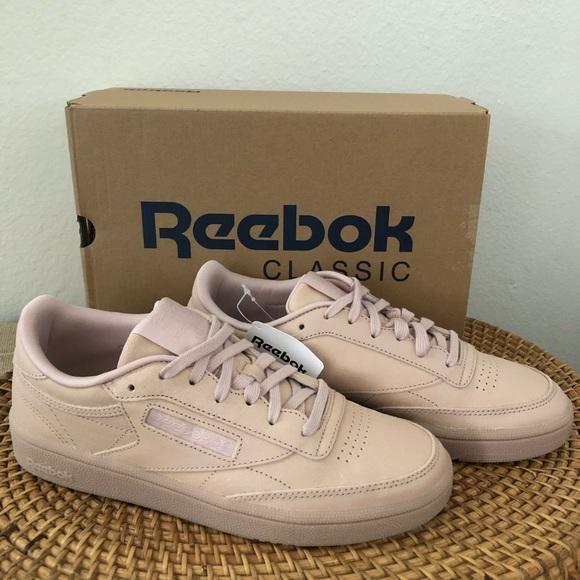 98f0893024b86 Reebok Classic Face Stockholm Club C 85 sneaker